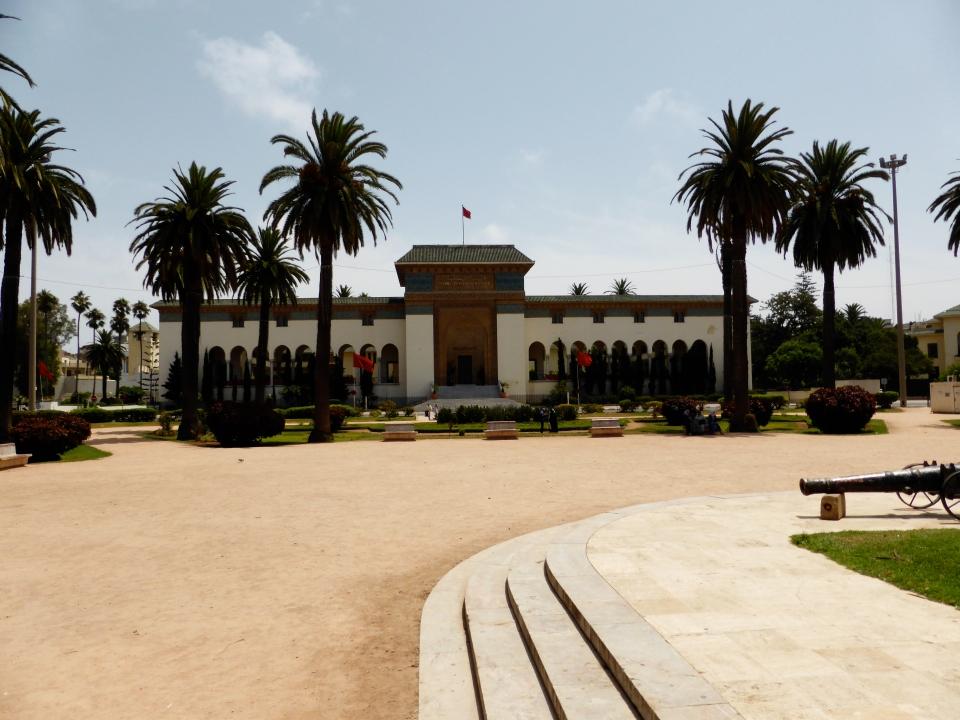 Tribunal - Place Mohammed V