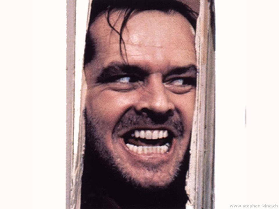 Shining - Jack Nicholson