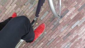 Biking_in_Leiden