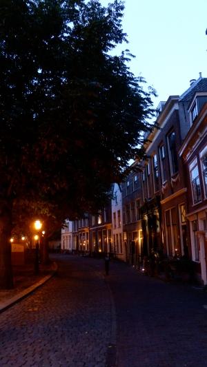 Streets of Leiden