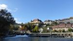 Aare und Kirchenfeldbrücke