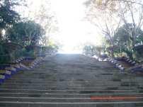 Barcelona stairways to heaven