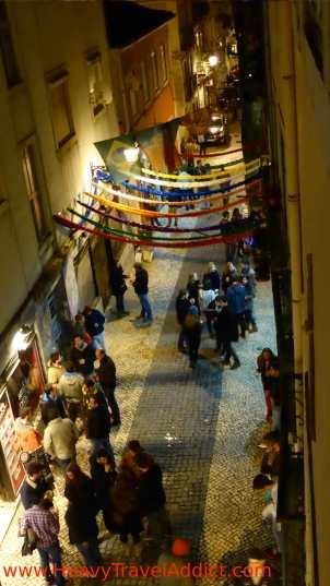Party in Bairro Alto