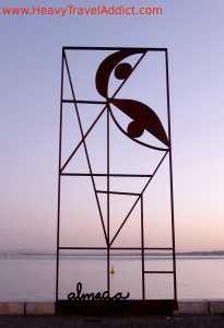 Alfama statue