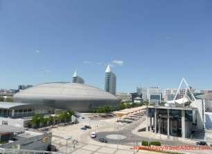 Expo 82 area