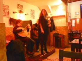 Fado at Caldo Verde Restaurant