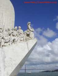Padrão dos Descobrimentos - Monument to the discoveries
