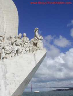 Padrão dos Descobrimentos - Monument to the discoveries