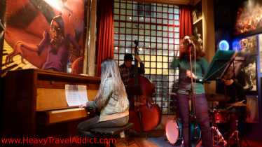 Jazz Bar Páginas Tantas