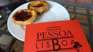 Pastéis de Nata & Pessoa's guide to Lisbon