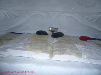 Feel like sleeping in an igloo?