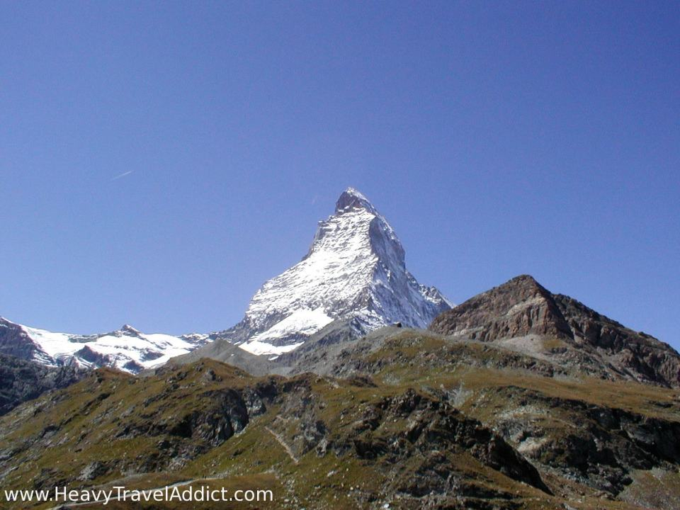 My beloved Matterhorn