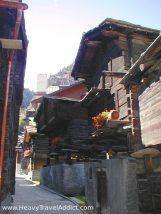 Zermatt Old Village