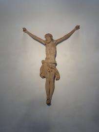 Jesus in the Katharinakapelle