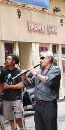 Musician Rue Mercière