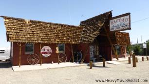Bagdad Café, Newberry Springs
