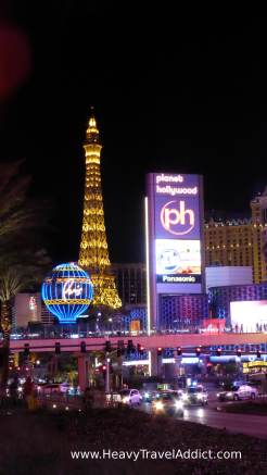 Las Vegas' Eiffel Tower
