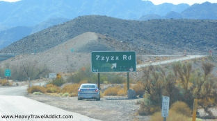 Next time I will go and visit Zzyzx