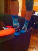 Most beautiful socks