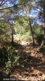 Walk to Cala Calella