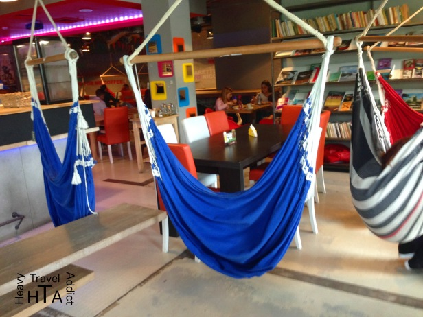 Fenomenalna Café at the university