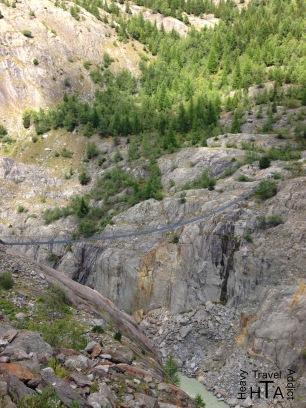 Hängebrücke 1560m
