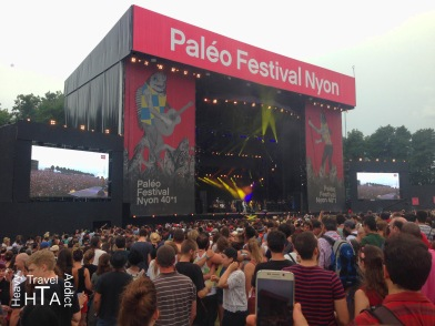 Paleo Festival in Nyon - you got to buy your ticket