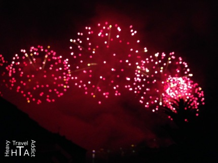 Fêtes de Genève - the big fire work - for free
