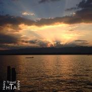 Sun set - for free
