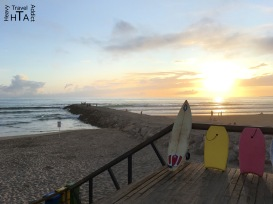 Costa da Caparica sunset