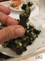"Porto, discovery of ""percebes"" - goose barnacles"